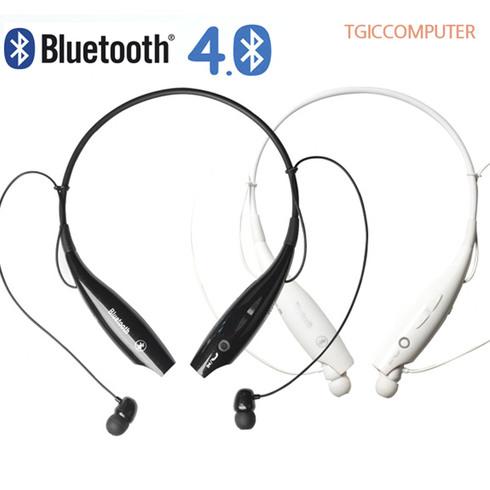 티지아이씨컴퓨터 넥밴드 블루투스 헤드셋