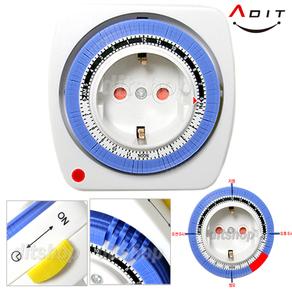 ADIT 스위치 내장콘센트 BM0001